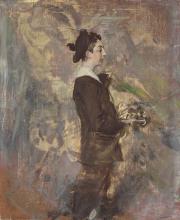 Giovanni Boldini, Il figlio dell'artista Ernest Ange Duez