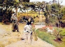 Boldini, In giardino [1872].jpg