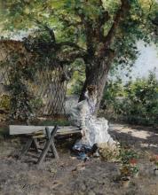 Giovanni Boldini, In giardino | In the garden
