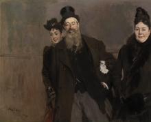 Boldini, John Lewis Brown con sua moglie e sua figlia.jpg