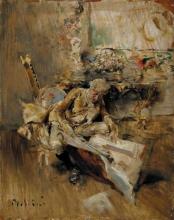 Giovanni Boldini, L'intenditore d'arte