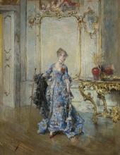 Giovanni Boldini, L'ultima occhiata allo specchio