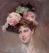 Giovanni Boldini, La contessa Beatrice van Bylandt
