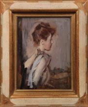 Giovanni Boldini, La contessa de Leusse nata Berthier