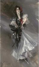 Giovanni Boldini, La danzatrice spagnola. Ritratto di Anita de la Feria