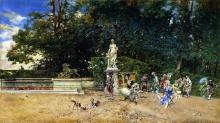 Boldini, La passeggiata di mezzogiorno, Versailles.jpg