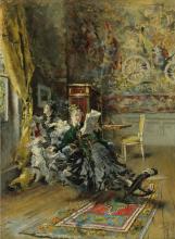 Giovanni Boldini, Le parigine