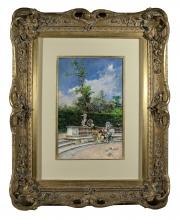 Boldini, Les Domes (Versailles) [cornice].jpg