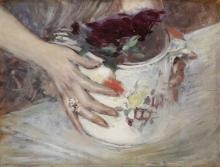 Boldini, Mani attorno a un vaso di Sassonia.jpg