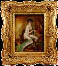 Giovanni Boldini, Nudo femminile