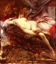 Boldini, Nudo sdraiato [1890 circa].jpg