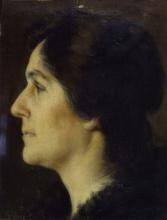 Giovanni Boldini, Profilo di donna