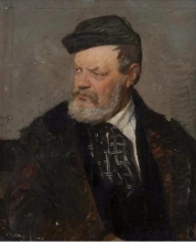 Giovanni Boldini, Ritratto del padre Antonio Boldini