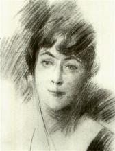 Giovanni Boldini, Ritratto della contessa d'Orsay