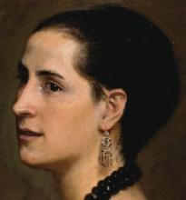 Giovanni Boldini, Ritratto della marchesa Adelaide Ristori del Grillo [dettaglio].jpg