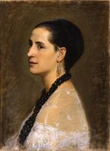 Giovanni Boldini, Ritratto della marchesa Adelaide Ristori del Grillo