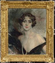 Giovanni Boldini, Ritratto della marchesa Carla Vitelleschi