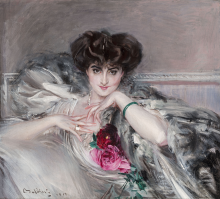Giovanni Boldini, Ritratto della principessa Radziwill