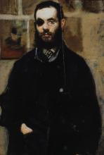 Boldini, Ritratto di Beppe Abbati [dettaglio].png