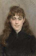 Giovanni Boldini, Ritratto di Grace King Connelly