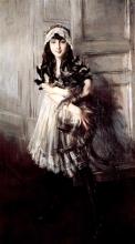Boldini, Ritratto di Josefina Errazuriz Alvear con il suo gatto.jpg