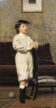Boldini, Ritratto di Lionetto Banti bambino