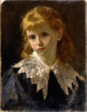 Giovanni Boldini, Ritratto di bambina