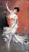 Giovanni Boldini, Ritratto di danzatrice