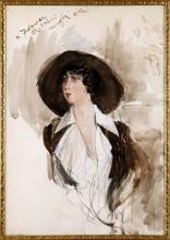 Boldini, Ritratto di donna Franca Florio [1912].png