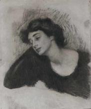 Boldini, Ritratto di giovane donna appoggiata sul gomito.jpg