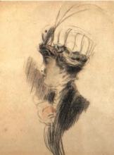 Boldini, Ritratto di signora con cappello.jpg