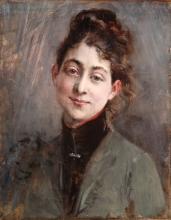 Giovanni Boldini, Ritratto femminile