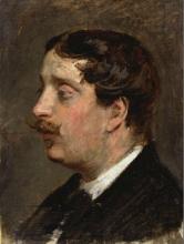 Giovanni Boldini, Ritratto virile