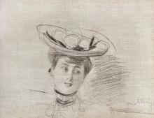 Boldini, Signora con cappello.jpg