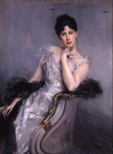 Giovanni Boldini, Signora in bianco
