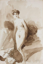 Boldini, Studio di donna nuda in piedi.png