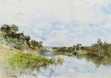 Giovanni Boldini, Sulla riva del fiume