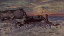 Boldini, Tramonto con pescatori.jpg