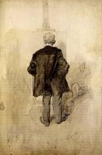 Boldini, Un uomo in piedi visto di spalle.jpg