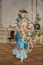 Giovanni Boldini, Una signora elegante