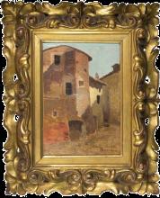 Odoardo Borrani, Caseggiati rustici