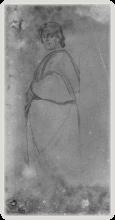 Odoardo Borrani, Figura maschile