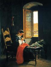 Odoardo Borrani, Il 26 aprile 1859 a Firenze