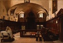 Borrani, Interno di oratorio