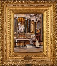 Borrani, L'Estasi di santa Teresa d'Avila del Bernini