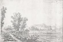 Borrani, Le mura di Lucca.jpg