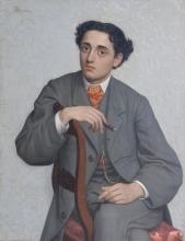 Borrani, Ritratto di giovane uomo.jpg