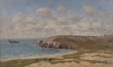Boudin, Camaret sur Mer. Il Capo di Toulinguet.jpg