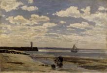 Boudin, Honfleur con la bassa marea.jpg