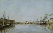 Boudin, Il molo olandese, Dunkerque.jpg